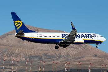 9H-QAD - Ryanair Boeing 737-8AS