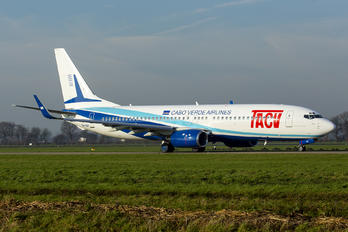 D4-CBY - TACV-Cabo Verde Airlines Boeing 737-800