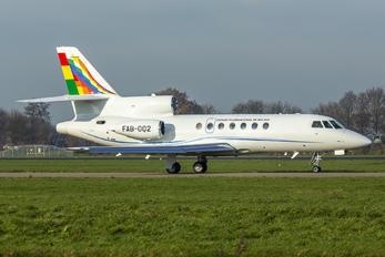 FAB-002 - Bolivia - Government Dassault Falcon 50