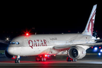 A7-BHB - Qatar Airways Boeing 787-9 Dreamliner