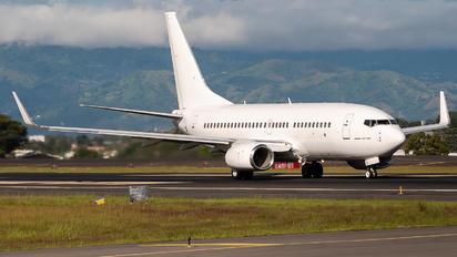 N894JA - Undisclosed Boeing 737-700