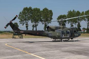 MM81155 - Italy - Air Force Agusta / Agusta-Bell AB 212AM