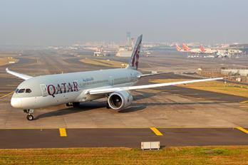 A7-BHA - Qatar Airways Boeing 787-9 Dreamliner