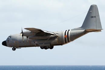 CH-11 - Belgium - Air Force Lockheed C-130H Hercules