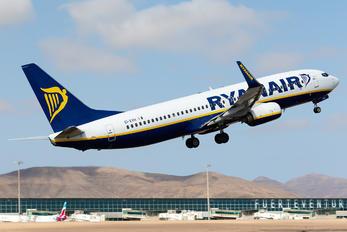 EI-EVH - Ryanair Boeing 737-800