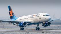 4X-ABG - Israir Airlines Airbus A320 aircraft