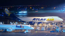 Atlas Air B744 supports pre-Christmas operations of FedEx title=