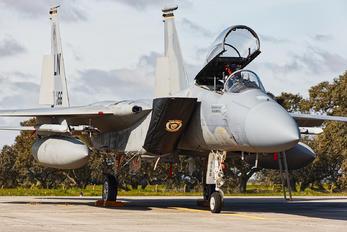 86-0166 - USA - Air Force AFRC McDonnell Douglas F-15C Eagle