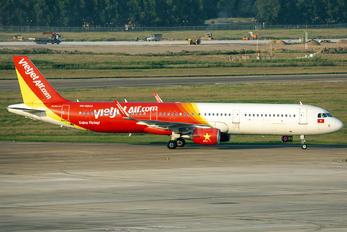 VN-A644 - VietJet Air Airbus A321