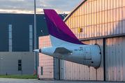 HA-LPV - Wizz Air Airbus A320 aircraft