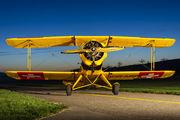 HB-MIZ - Private Bücker Bü.133 Jungmeister aircraft