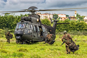 5012 - Brazil - Army Eurocopter EC725 Caracal