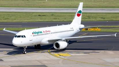 LZ-LAE - Bulgarian Air Charter Airbus A320