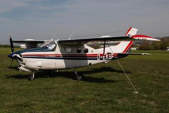 D-EKSF - Private Cessna 210 Centurion
