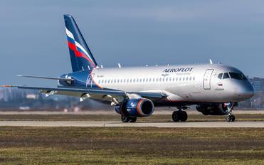 RA-89111 - Aeroflot Sukhoi Superjet 100