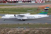Braathens Regional Airlines ATR72 visited Madrid title=