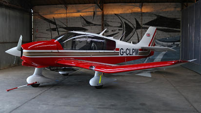 G-CLPM - Private Robin DR400-180 Regent