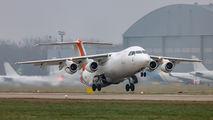 G-JOTE - Jota Aviation British Aerospace BAe 146-300/Avro RJ100 aircraft