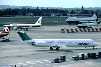 EI-CEK - Eurofly McDonnell Douglas MD-83