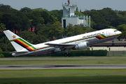 Z-WPF - Air Zimbabwe Boeing 767-200ER aircraft