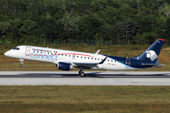 XA-ALL - Aeromexico Connect Embraer ERJ-190 (190-100)