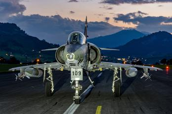 R-2109 - Mirageverein Buochs Dassault Mirage IIIRS