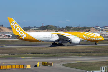 9V-OJJ - Scoot Boeing 787-9 Dreamliner
