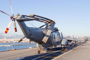 HS.9-07 - Spain - Navy Sikorsky SH-3 Sea King