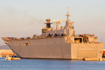 LHD - Spain - Navy - Airport Overview - Overall View