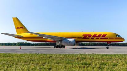 G-DHKX - DHL Cargo Boeing 757-200F