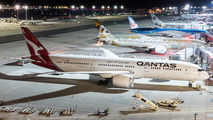 Qantas Boeing 787-9 visited Frankfurt  title=