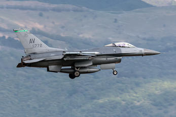 90-0772 - USA - Air Force General Dynamics F-16C Fighting Falcon