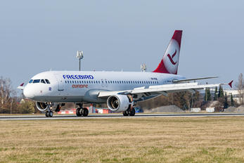 9H-FHB - FreeBird Airlines Airbus A320