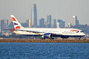G-ZBKL - British Airways Boeing 787-9 Dreamliner aircraft