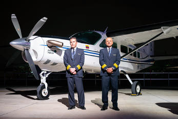 HK-3200-G - Colombia – Aeronautica Civil Cessna 208 Caravan