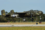 N5548N - Private North American B-25H Mitchell aircraft