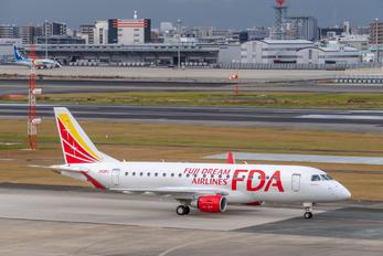 JA12FJ - Fuji Dream Airlines Embraer ERJ-175