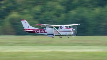 HA-BAQ - Private Cessna 206 Stationair (all models)