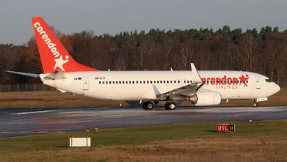 OM-GTH - Go2Sky Airline Boeing 737-800