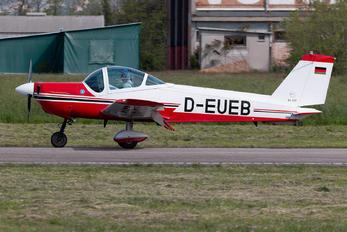 D-EUEB - Private Bolkow Bo.209 Monsun