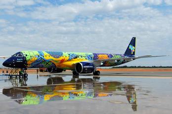 PS-AEF - Azul Linhas Aéreas Embraer ERJ-190-E2