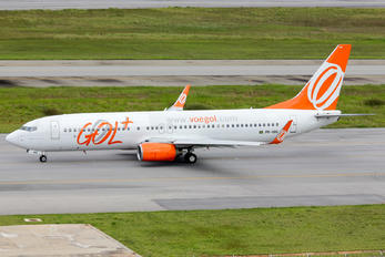PR-VBG - GOL Transportes Aéreos  Boeing 737-800