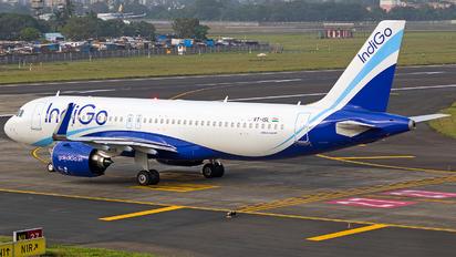 VT-ISL - IndiGo Airbus A320 NEO
