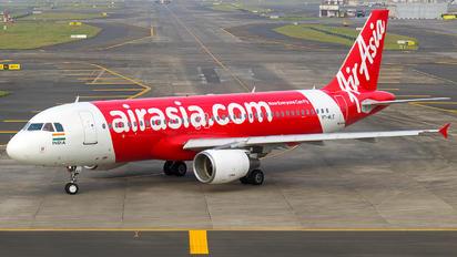 VT-MLE - AirAsia (India) Airbus A320