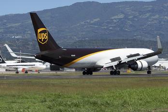 N356UP - UPS - United Parcel Service Boeing 767-300F