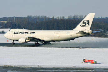 N753SA - Southern Air Transport Boeing 747-200F