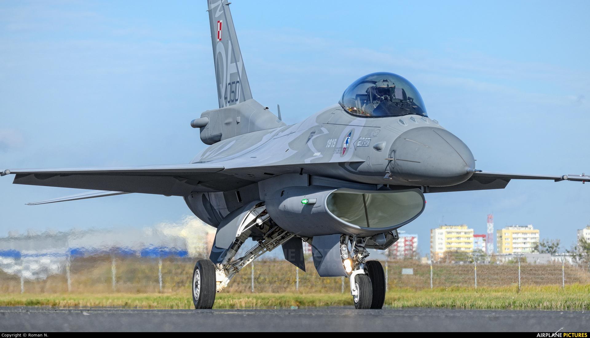 Poland - Air Force 4050 aircraft at Bydgoszcz - Szwederowo