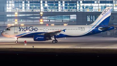 VT-IDQ - IndiGo Airbus A320