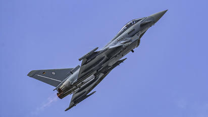 31+42 - Germany - Air Force Eurofighter Typhoon