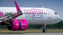 HA-LVH - Wizz Air Airbus A321 NEO aircraft